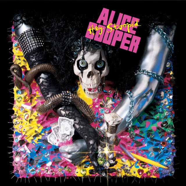 Cover art for Feed My Frankenstein by Alice Cooper