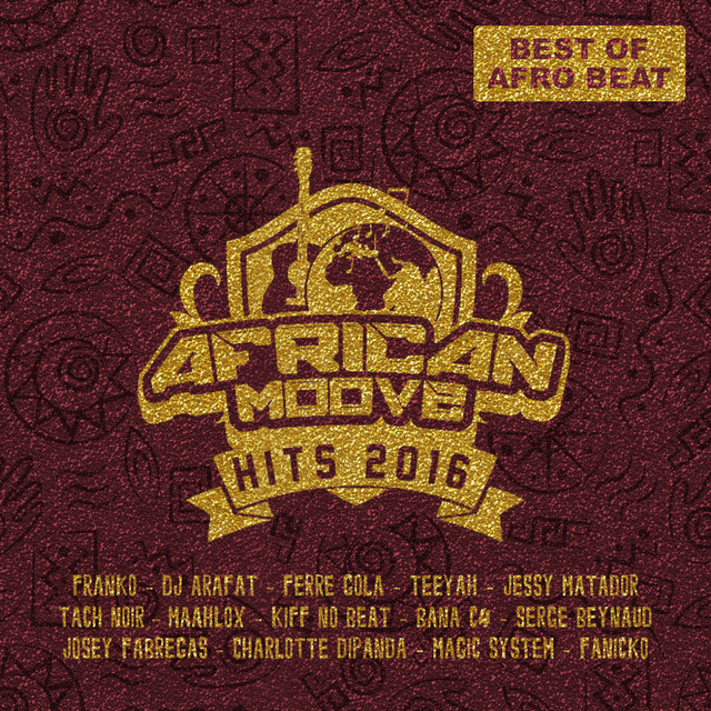Africanmoove Hits 2016