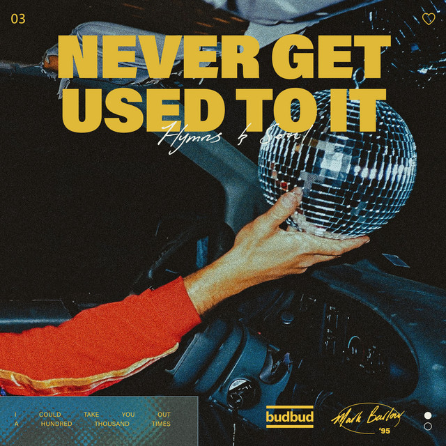 Mark Barlow - Never Get Used to It