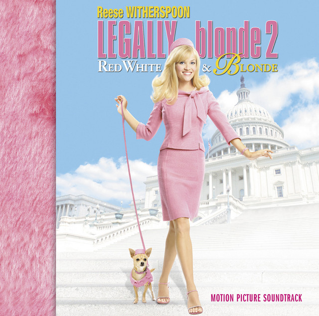 Legally Blonde 2 - Official Soundtrack
