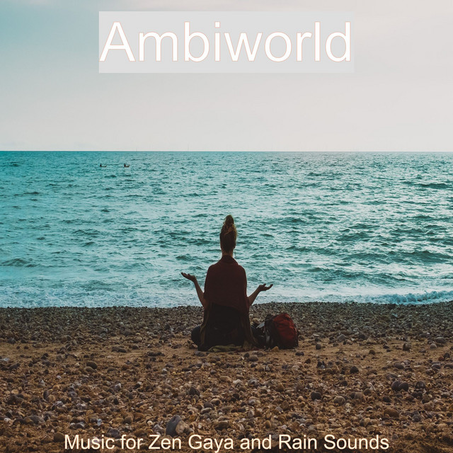 Album cover for Music for Binaural Zen Gaya by Ambiworld