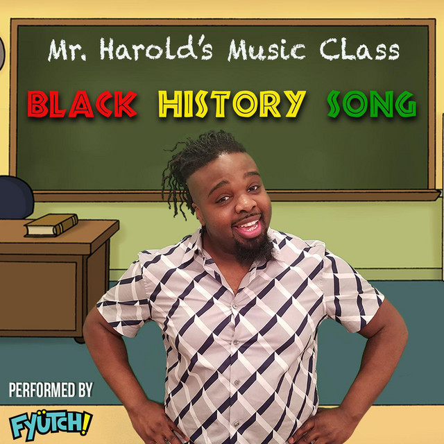 Black History Song for Kids by Mr. Harold's Music Class