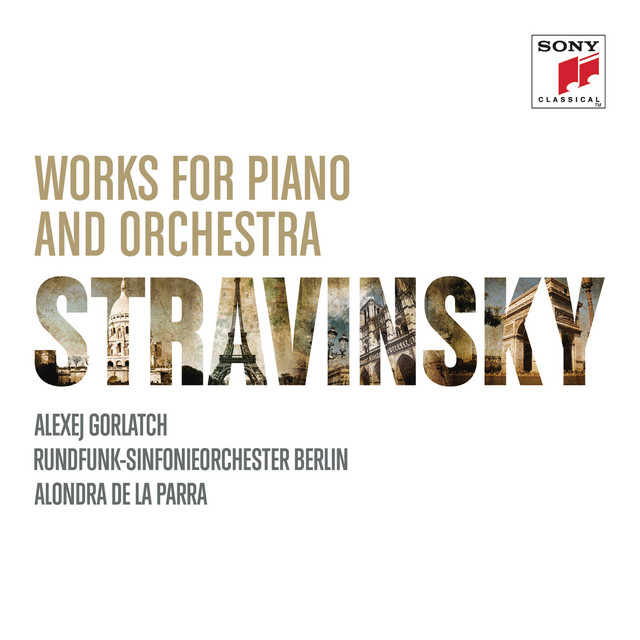 Stravinsky: Works for Piano & Orchestra
