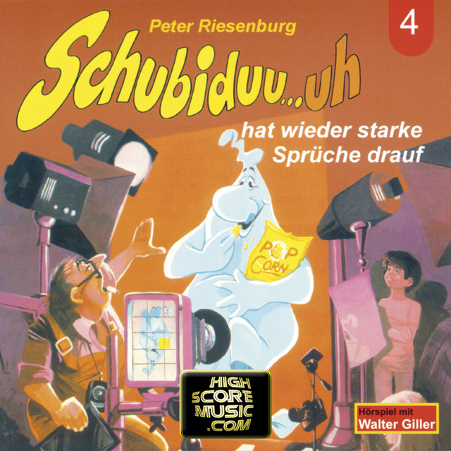 Folge 04: Schubiduu...uh - hat wieder starke Sprüche drauf Cover