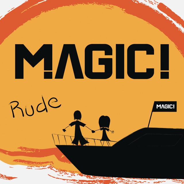 Magic! album cover