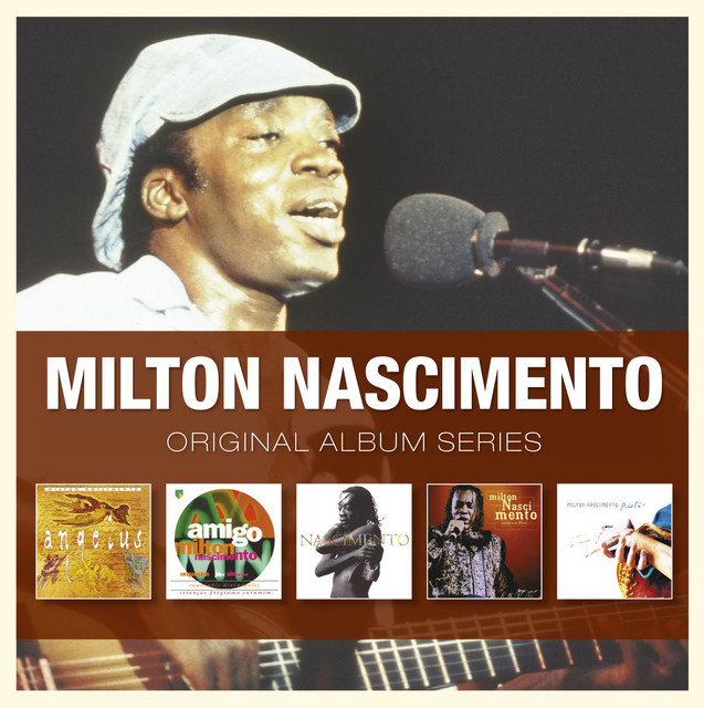 Milton Nascimento - Original Album Series