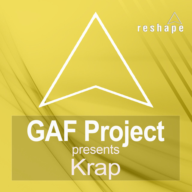 Artwork for Krap - Radio Edit by Gaf Project