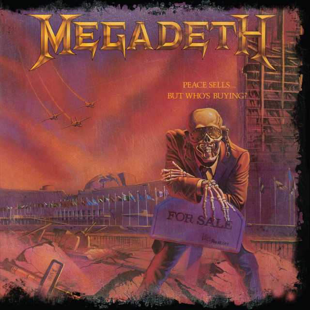 Artwork for Bad Omen - Remastered by Megadeth