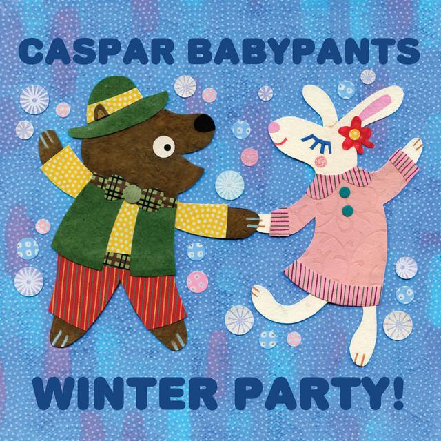 The Twelve Days of Christmas by Caspar Babypants