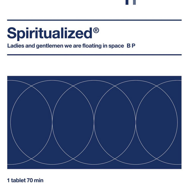 Cover art for Ladies and Gentlemen We Are Floating in Space by Spiritualized