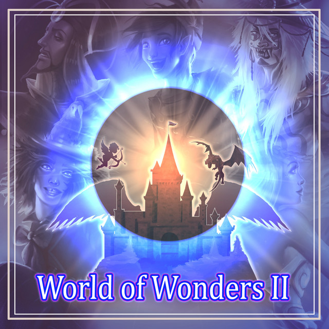 Album cover for World of Wonders II by Derek Fiechter, Brandon Fiechter