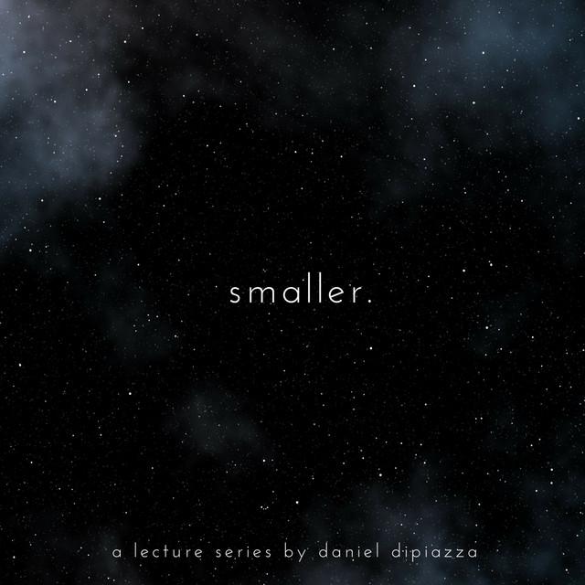 Smaller.