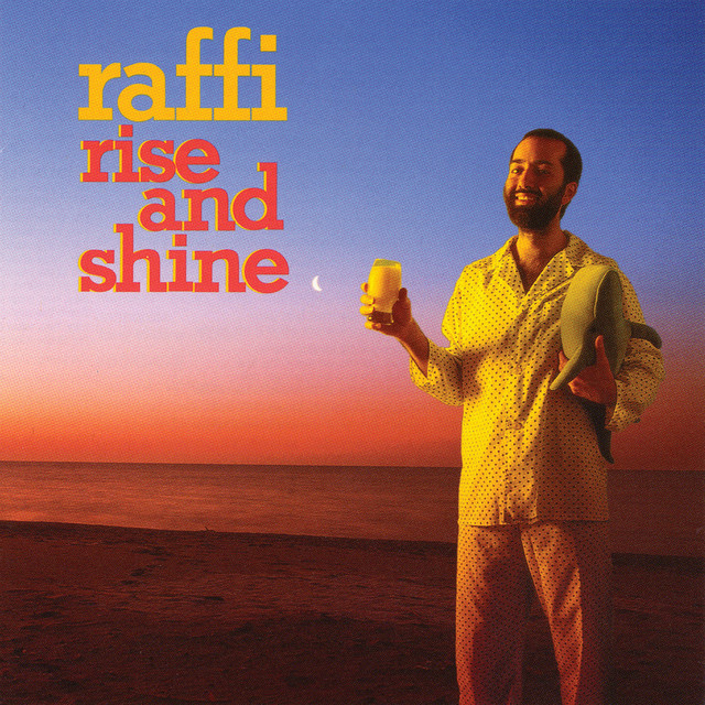 Rise and Shine (feat. Ken Whiteley) by Raffi