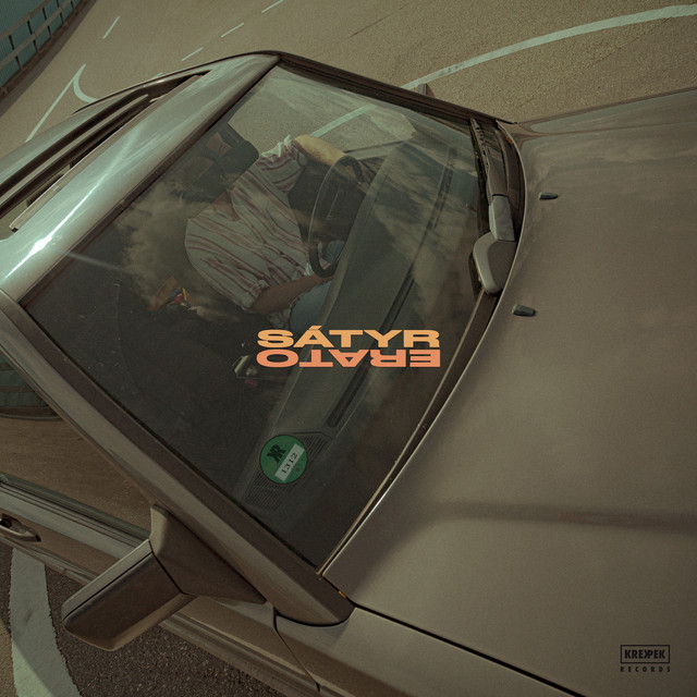 Album cover for Erato by Sátyr