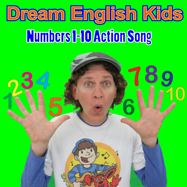 Numbers 1-10 Action Song