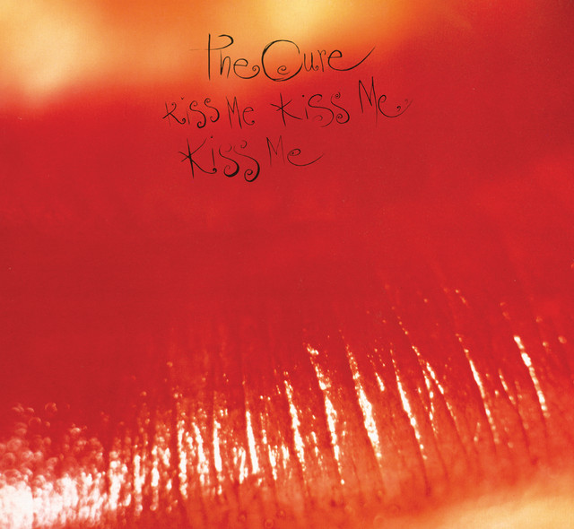 Cover art for Why Can't I Be You? by The Cure