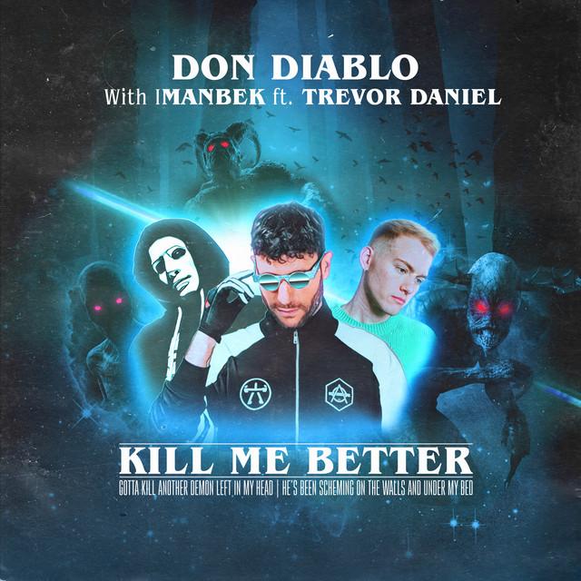 Kill Me Better (VIP Mix) album cover