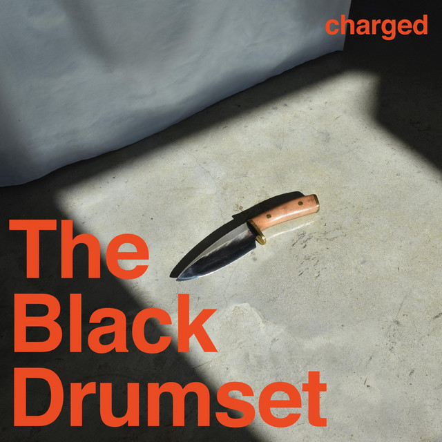 The Black Drumset