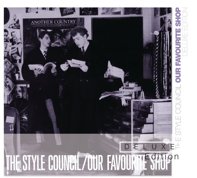 Artwork for Shout To The Top - USA Remix by The Style Council