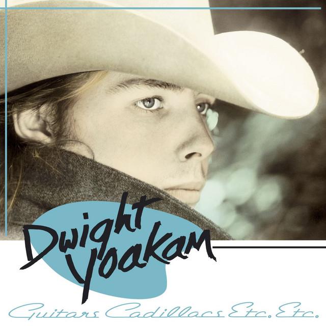 Guitars, Cadillacs album cover