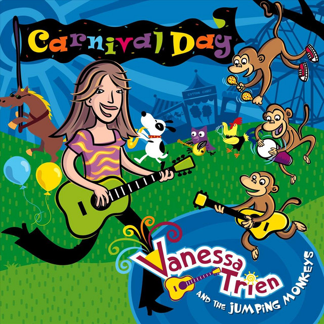 Carnival Day by Vanessa Trien and the Jumping Monkeys