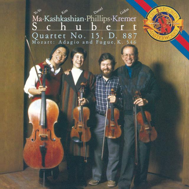 Mozart: Adagio and Fugue in C Minor; Schubert: String Quartet No.15 (Remastered)