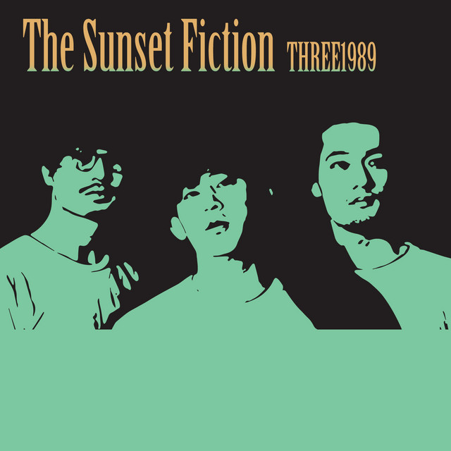 The Sunset Fiction - EP by THREE1989