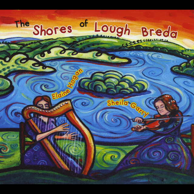 The Shores of Lough Breda