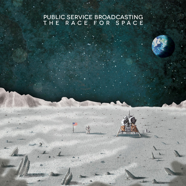 Public Service Broadcasting  The Race For Space :Replay
