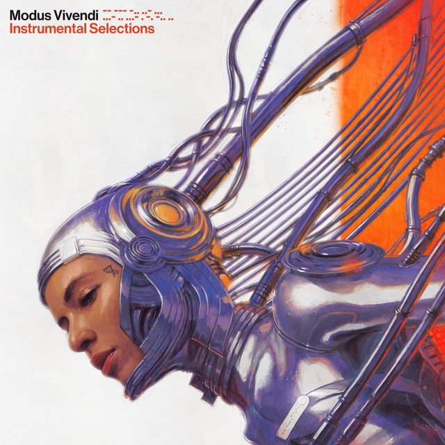 Album cover for Modus Vivendi (Instrumental Selections) by 070 Shake