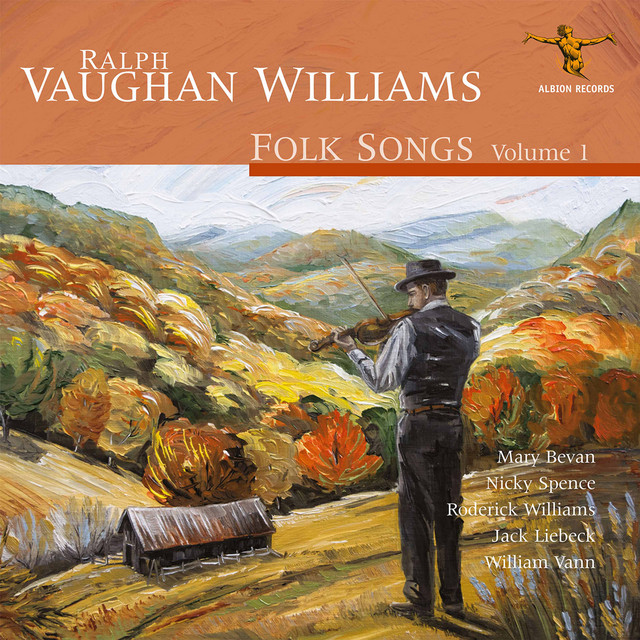 Ralph Vaughan Williams: Folk Songs, Vol. 1