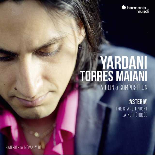 Yardani Torres Maiani - Asteria - harmonia nova #10