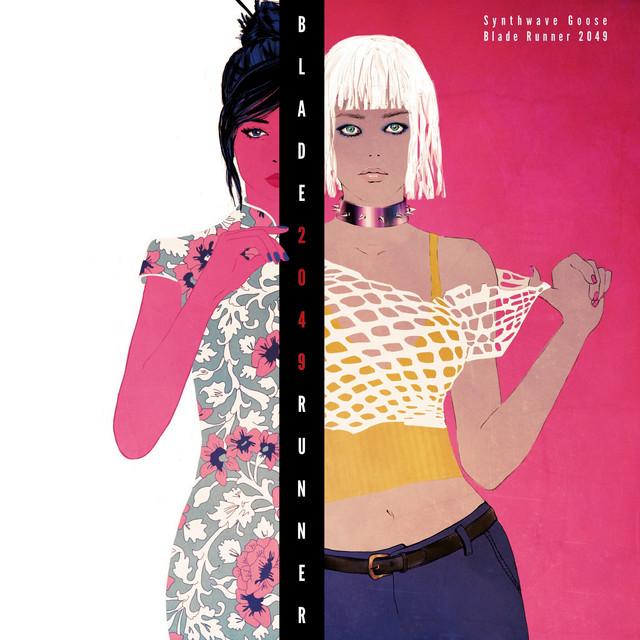 Blade Runner 2049 album cover