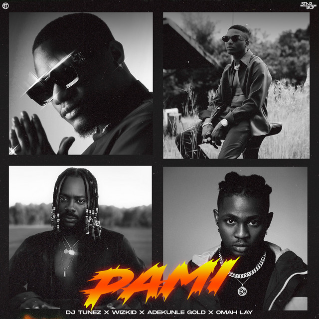 PAMI (feat. Wizkid, Adekunle Gold & Omah Lay)