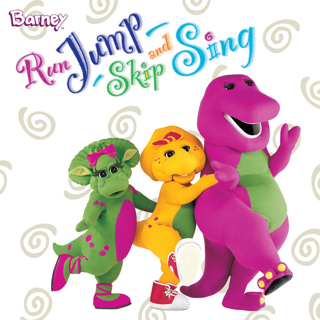 Run, Jump, Skip and Sing by Barney