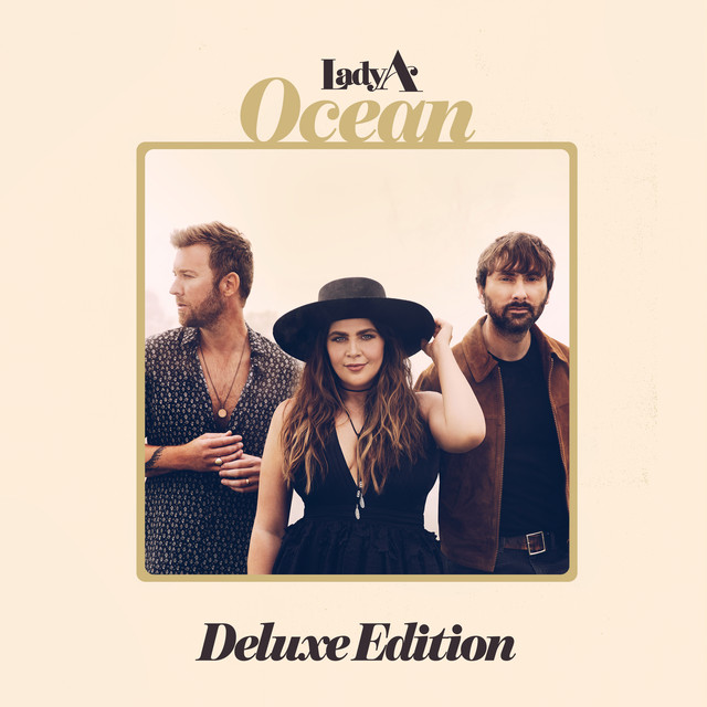 Album cover for Ocean (Deluxe Edition) by Lady A