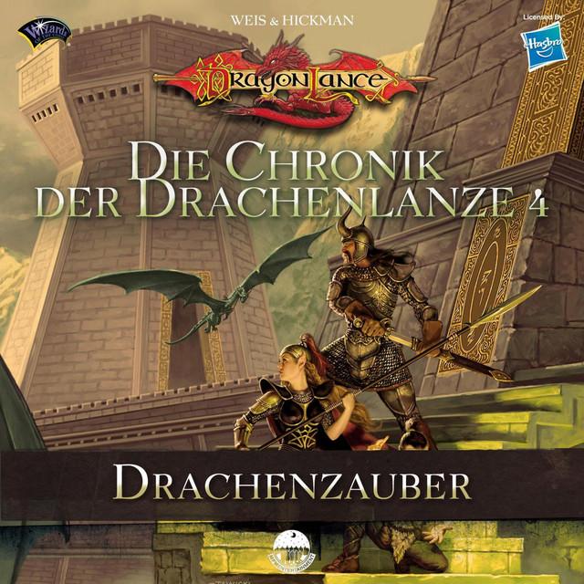 Die Chronik der Drachenlanze 4 - Drachenzauber Cover