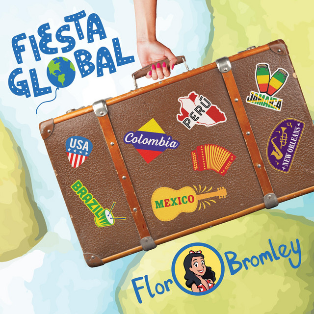 Fiesta Global by Flor Bromley