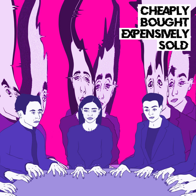 Declan Welsh & The Decadent West  Cheaply Bought. Expensively Sold :Replay