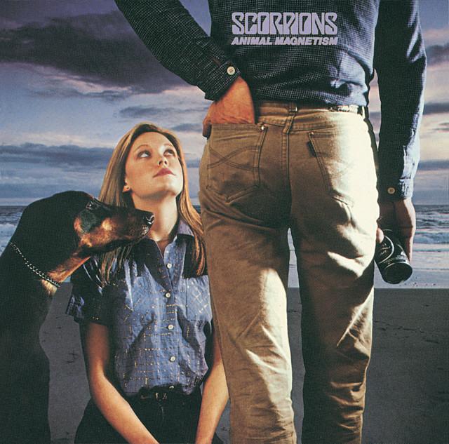 Scorpions album cover