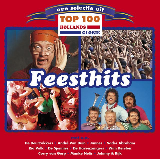 Een selectie uit Hollands Glorie Feesthits Top 100