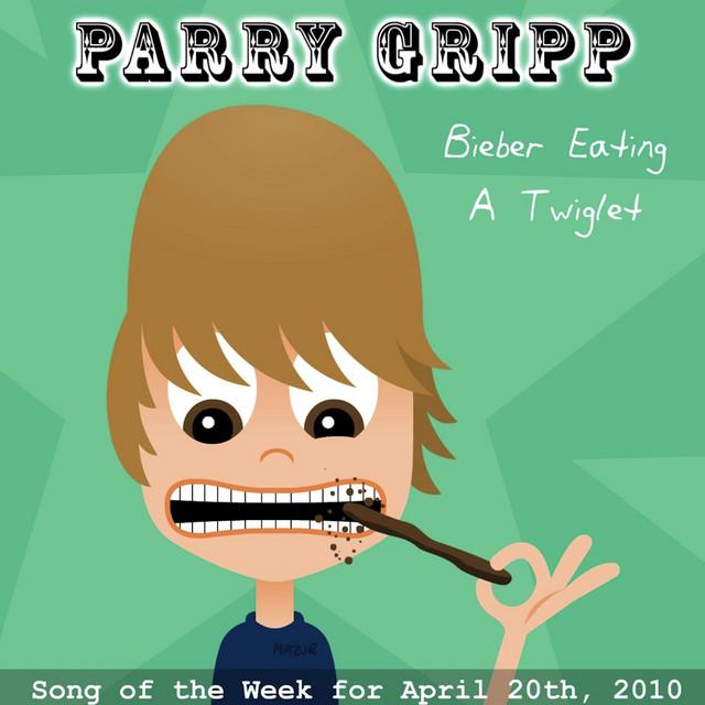 Bieber Eating A Twiglet by Parry Gripp