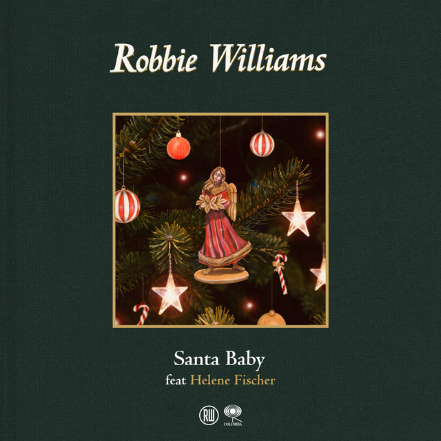 Santa Baby (feat. Helene Fischer) by Robbie Williams on Spotify