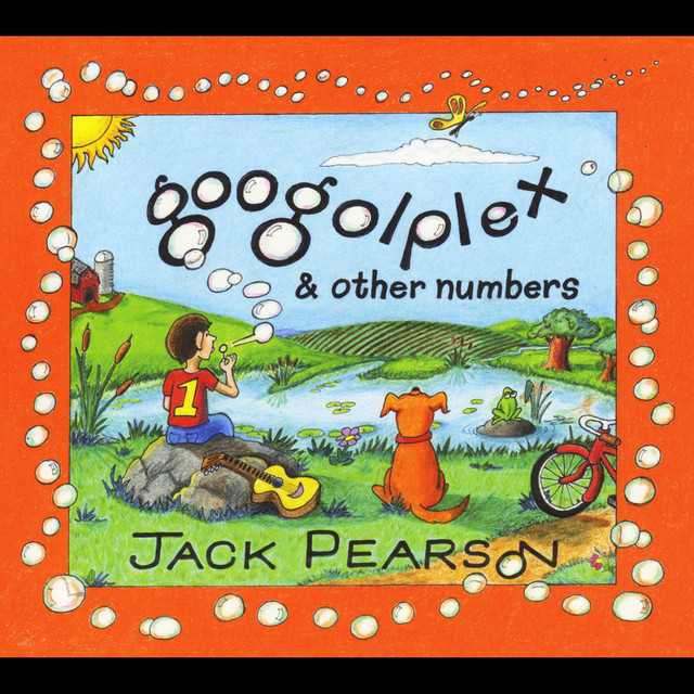 Googolplex & Other Numbers by Jack Pearson