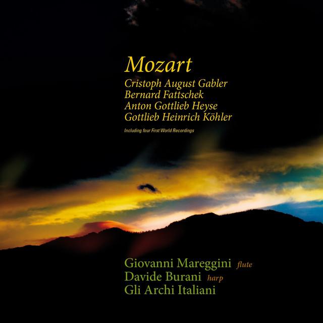 Davide Burani, Giovanni Mareggini Plays Mozart, Gabler, Fattschek, Heyse & Köhler