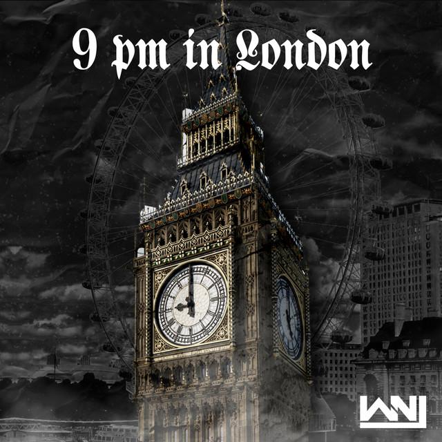 9pm in London