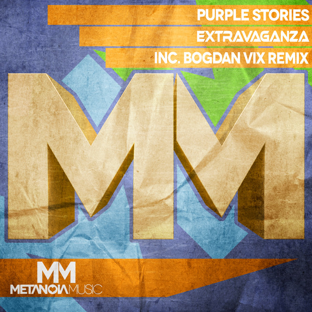 Purple Stories - Extravaganza (Bogdan Vix Remix) Image