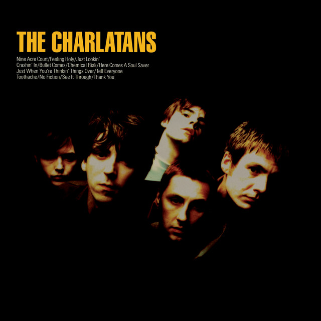 The Charlatans  The Charlatans :Replay