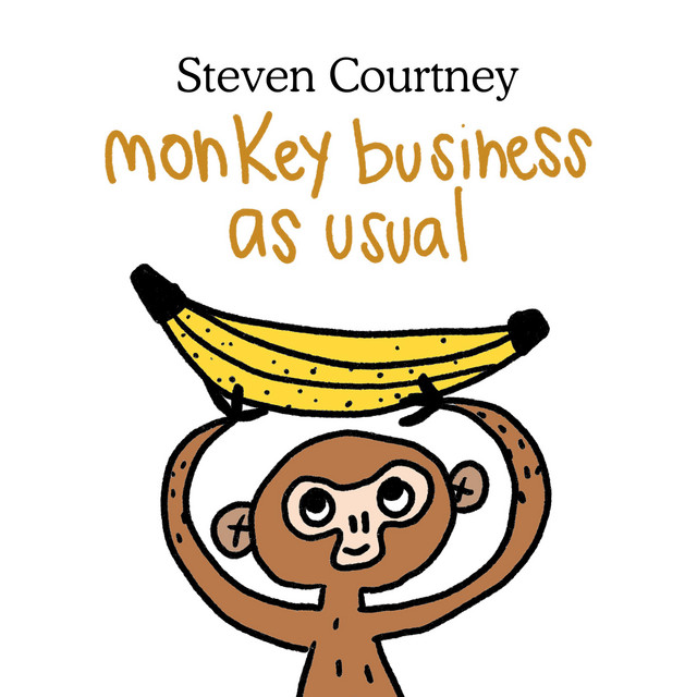 Monkey Business As Usual by Steven Courtney