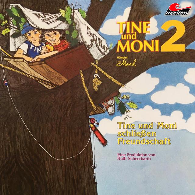 Folge 2: Tine und Moni schließen Freundschaft Cover
